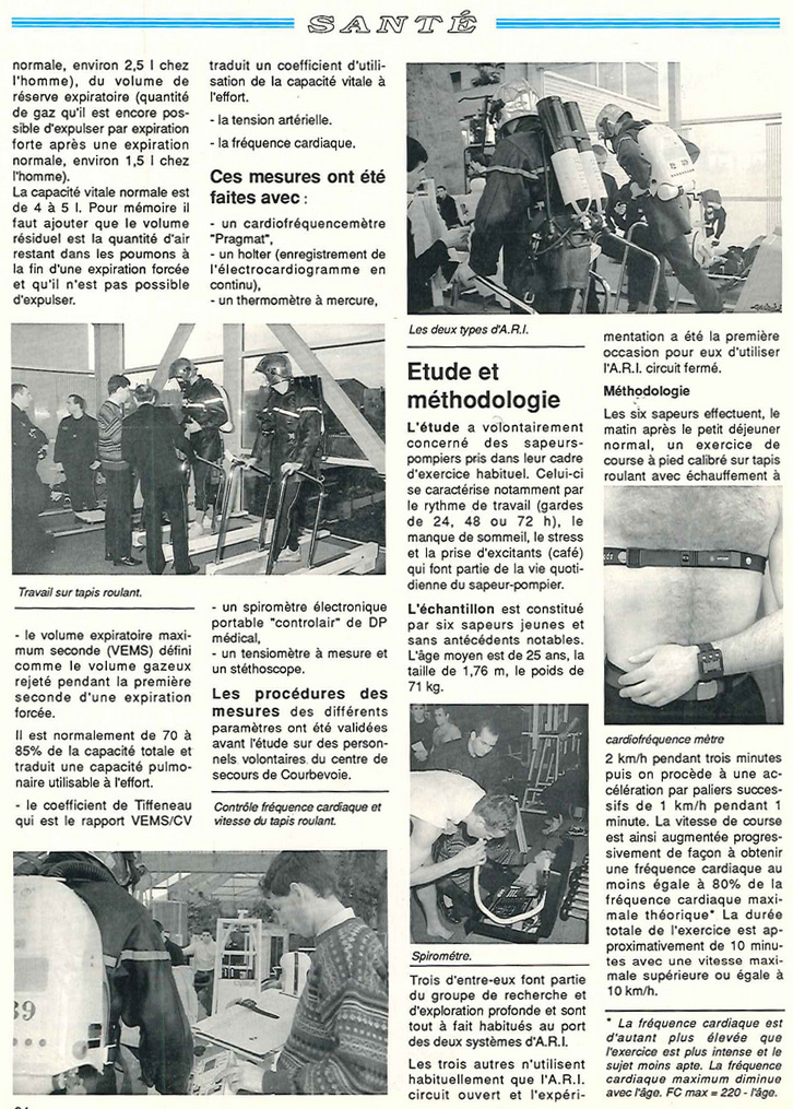 article pompiers port ARI 2