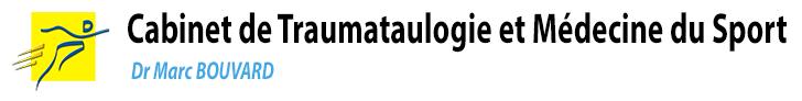 Cabinet de Traumatologie et Médecine du Sport à Pau (64) - Dr Marc BOUVARD